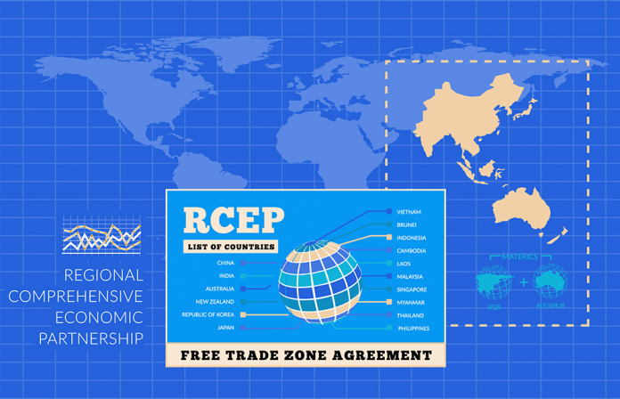 RCEP, China, Into the Breach